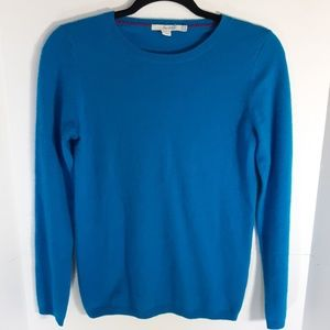 Boden soft 100%  cashmere sweater.  Size 4.